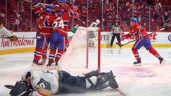 Montreal Canadiens im Stanley-Cup-Finale