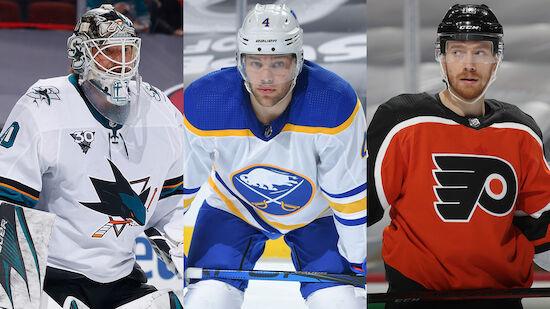 NHL: Besonderheiten der heurigen Trade Deadline