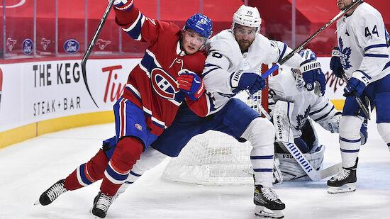 Maple Leafs sichern sich Playoff-Spot