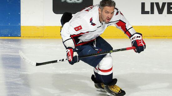Top 6! Ovechkin holt Esposito mit 717. NHL-Tor ein