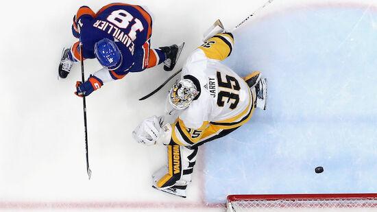 Islanders und Tampa Bay in 2. Playoff-Runde