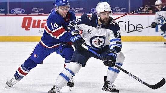 Hattrick von Matthews - Pleite für die Canadiens