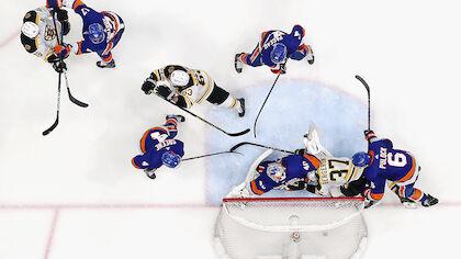 Islanders schaffen mit dem 4:1 gegen die Bruins das 2:2 in der Serie