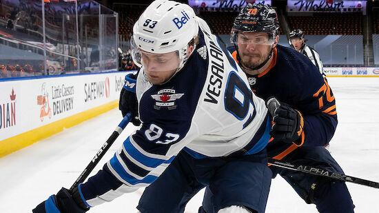 NHL-Playoffs: Auftakt-Pleite für Edmonton
