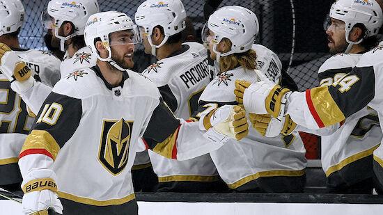 Siege für Bruins, Canadiens, Wild und die Knights