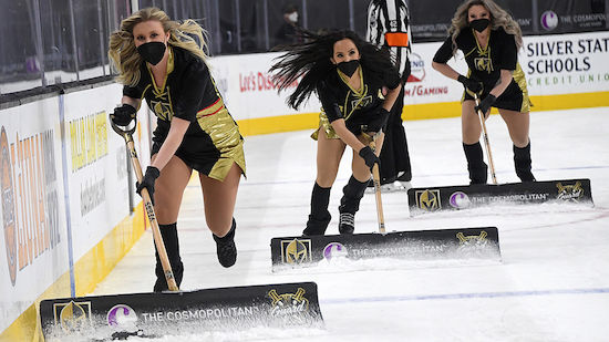 Corona! NHL verlängert ihre Regular Season