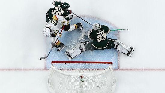 Playoff-Siege für Maple Leafs und Golden Knights