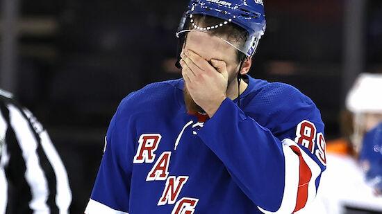 NY Rangers gehen in Boston unter