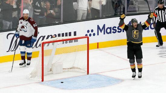 Vegas im Halbfinale der Stanley Cup-Playoffs