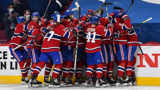 Canadiens nach Sweep gegen Jets im Halbfinale