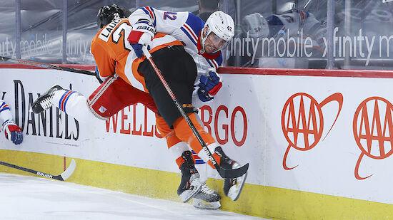 Philadelphia Flyers kehren auf Siegerstraße zurück