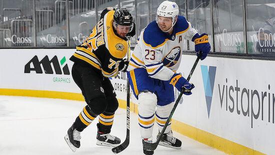 Buffalo Sabres mit erstem Saisonsieg gegen Bruins