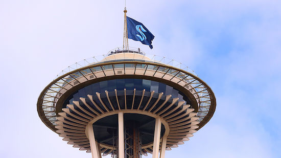 Seattle Kraken offiziell als 32. Team aufgenommen