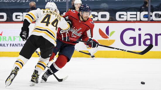 Raffl kämpft mit Washington um den Stanley Cup