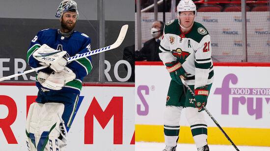 Zwei NHL-Stars gehen zu den Dallas Stars