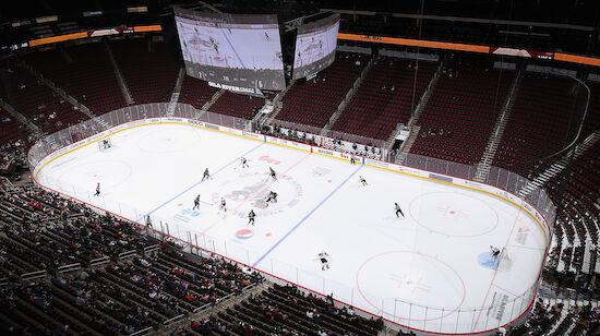 Impfrate: Weniger als 15 NHL-Spieler ungeimpft