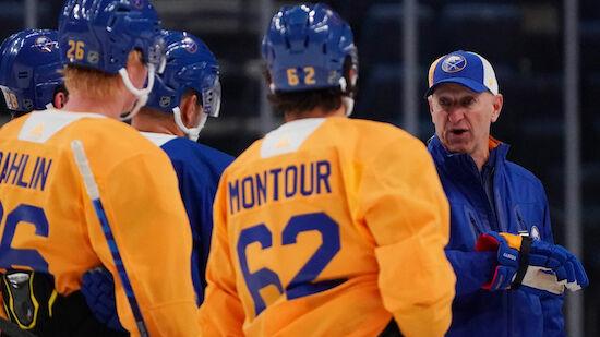 Buffalo säbelt Coach Ralph Krueger ab