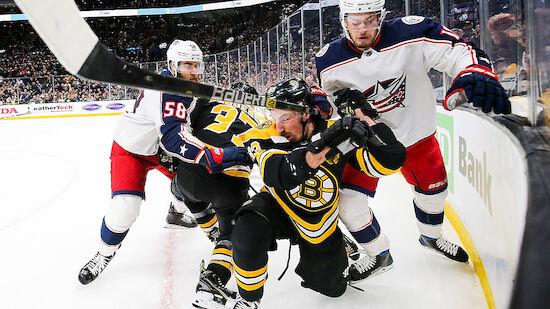 Stanley Cup Playoffs: Columbus siegt in Boston
