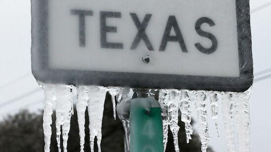 Winter stoppt NHL und NBA in Texas