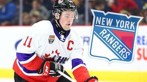 NHL-Draft: Lafreniere als Nummer 1 gepickt