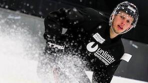 Marco Rossi kennt sein NHL-Team!