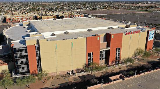 NHL-Team Arizona Coyotes braucht eine neue Halle