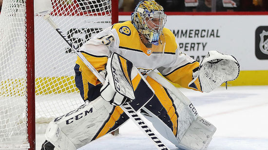 NHL: Nashville-Torhüter erklärt Rücktritt