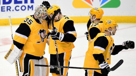 Pittsburgh Penguins neuer Leader im Osten