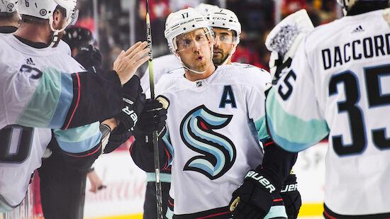 Seattle Kraken: Das ist der NHL-Debütant