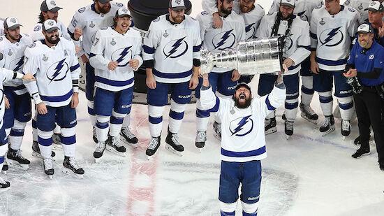 Tampa Bay Lightning Stanley-Cup-Champion 2020