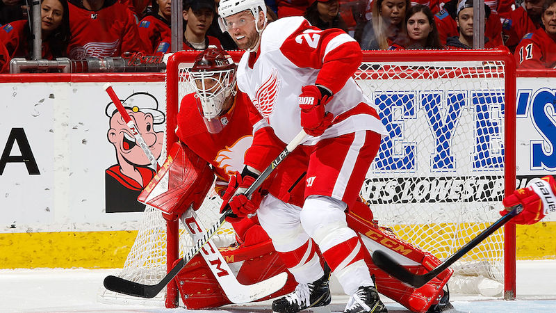 NHL: Detroit unterliegt Conference-Leader