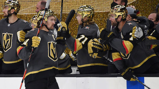 Vegas Golden Knights lösen erstes Playoff-Ticket