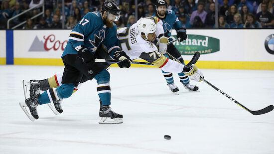 NHL-Playoffs: Knights und Lightning steigen auf