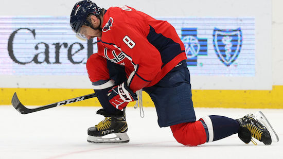 Ovechkin-Doppelpack und Staal-Trade in NHL