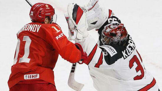 Kanada wirft Russland im WM-Viertelfinale raus