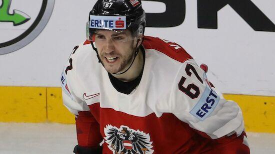 Fix: Konstantin Komarek wechselt in die KHL