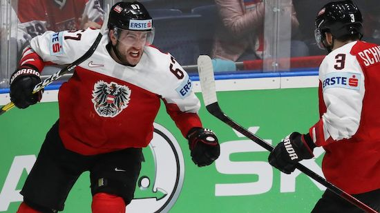 ÖEHV-Crack Konstantin Komarek vor KHL-Engagement