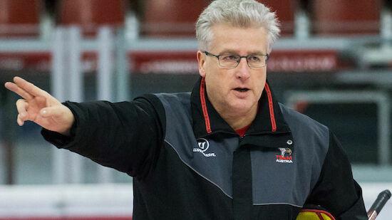 Vertragsverlängerung für ÖEHV-Teamchef Roger Bader