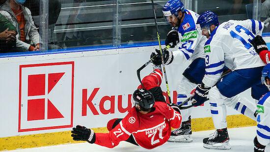 ÖEHV-Team bezieht knappe Pleite gegen die Slowakei