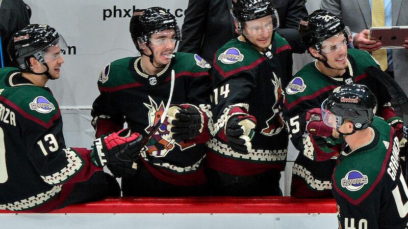 NHL: Shootout-Niederlage für Raffl - Grabner siegt