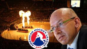 AHL: Freimüller-Überblick über die 2. Liga der USA