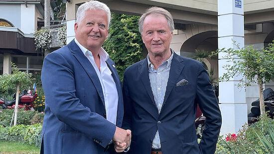 ÖEHV und ICE verlängern Kooperationsvertrag