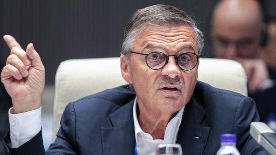 IIHF: Einigung NHL-Spieler zu Olympia ist nahe