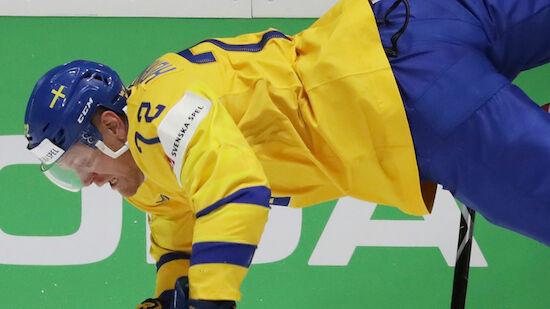 Schweden bei Eishockey-WM historisch schlecht