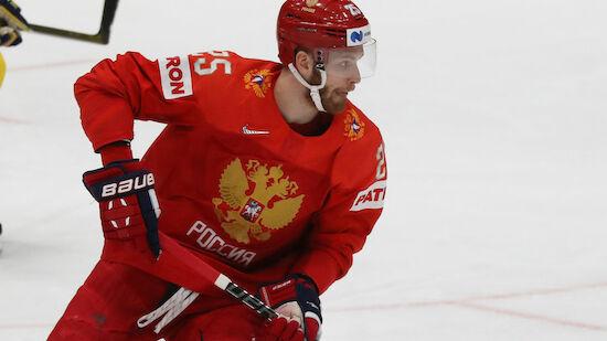 Russland startet mit knappem Sieg in die WM
