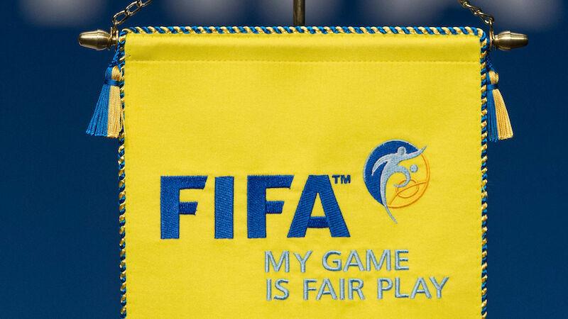 FIFA: Hilfe für Fußballer in Not