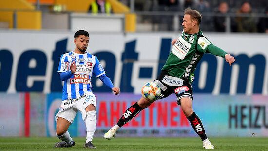 SV Ried setzt Super-Serie fort