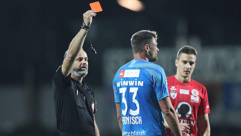 Boenisch-Rot bei FAC-Niederlage
