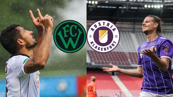 Darum schafft es Wacker/Klagenfurt in Relegation