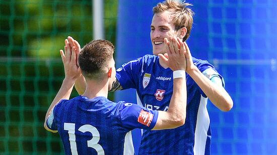 Fabian Schubert verhandelt noch mit zwei Klubs